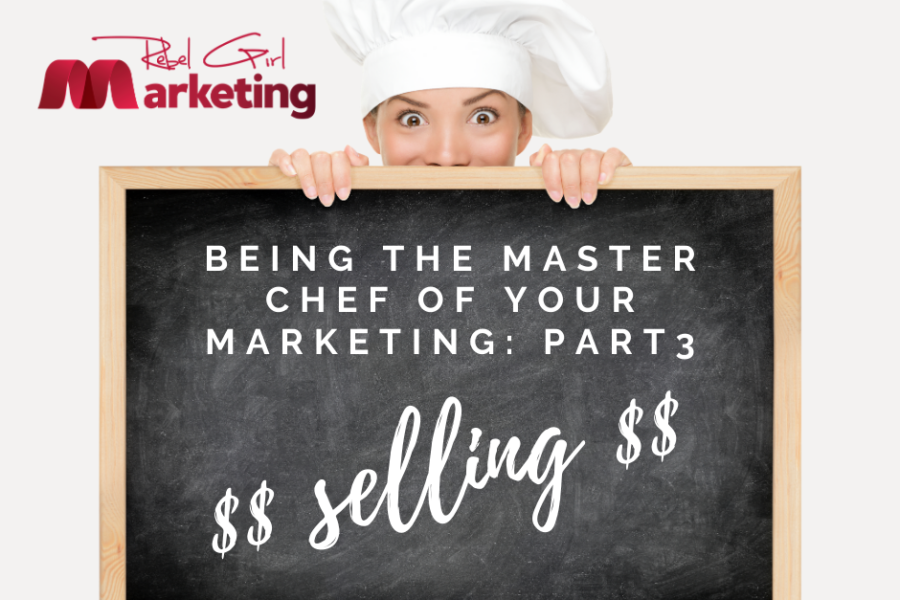 Part 3: Being the Master Chef of your Marketing – Revenue!