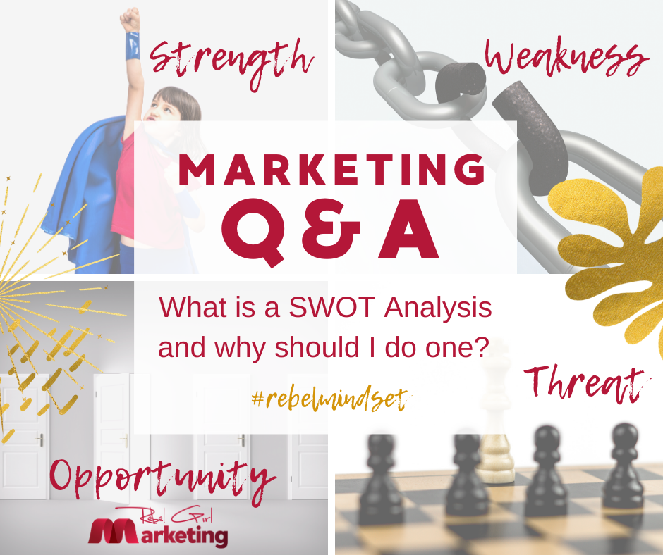 SWOT Your Marketing